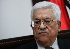 "Palestinian president Mahmud Abbas has accused Israel of ""ethnic cleansing,""…"