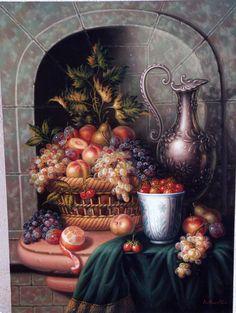 arco y frutas