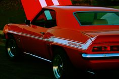 Yenko Camero. Always wanted one when I was younger... Not my top pick anymore though @Lauren Ritta