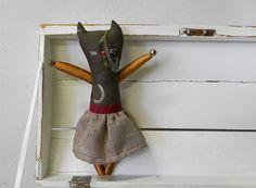 angel doll / Břichopas toys