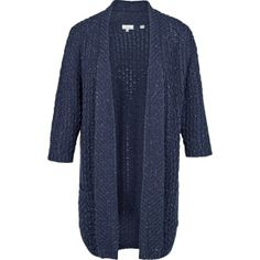 Fat Face Hepburn Edge To Edge Cardigan from John Lewis.