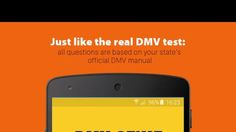 Android: Before you get a Learner's Permit or their Driver's License, there's a written exam that to contend with. Usually they're not difficult, but DMV Genie will quiz you and help you study for that test. Plus, it can help regardless of your state, and if you want a CDL or motorcycle license.
