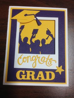 Graduation Theme, Graduation Cards, Graduation Ideas, Cards Diy, Cool Cards, Handmade Cards, Impression Obsession Cards, Congratulations Graduate, Cardmaking