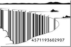 Niagara Falls barcode? PD