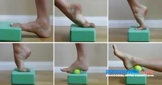 6 Exercises to Erase Foot and Ankle Pain ( Gentle, Soothing )