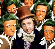 Traditional Oompa Loompas