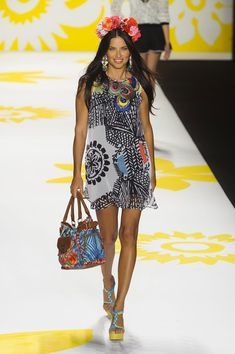 Desigual at New York Spring 2015