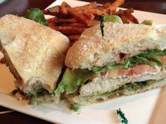Sandwich mantap euy
