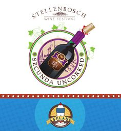 Logo Development for the Secunda Wine Festival