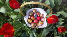 Easter eggs in Moldova