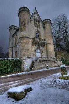 Chateau de LA Blanche, France