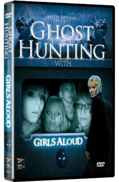Yvette Fielding and 'Ghosthunting with Girls Aloud'.........commence the screaming!!!! Hunting Girls, Ghost Hunting, Amazon Dvd, Tv Store, Girls Aloud, Most Haunted, Dvd Blu Ray, Movie Posters, Girls Who Hunt