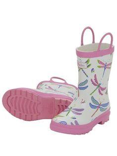 15b8083d862 Hatley Rainboots - Dragonflies Playsuit Dress
