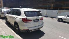 https://flic.kr/p/DBSdrA | Australian Federal Police | BMW X5 Unmarked Police vehicle. Perth CBD, WA
