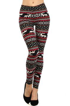 Tis the Season Leggings