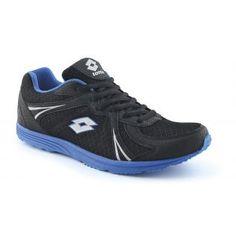 lotto R8001 ELLINGTON Siyah Erkek Yürüyüş Koşu Ayakkabısı
