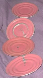Image detail for -Vintage Toy Tin Dishes 6