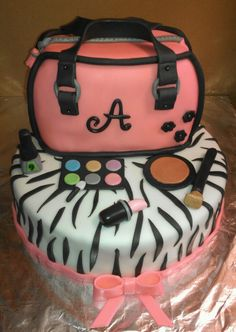 9 year old girl birthday cakes | Girl's 9 year old birthday cake.....no no how bout my 25 birthday ...