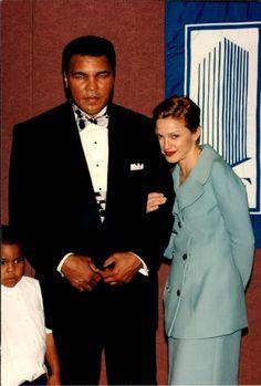 Muhammad Ali and Madonna