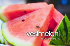 vesimeloni ~ watermelon Language Study, Language Lessons, Learn Finnish, Finnish Language, Finnish Words, Helsinki, Cool Things To Make, Vocabulary, Watermelon