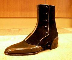 Marc Guyot Spat Boot