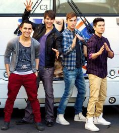 i love big time rush, and you know it. maybe you'll be a fan someday too, but NOT AS BIG OF A FAN AS ME!!!!!