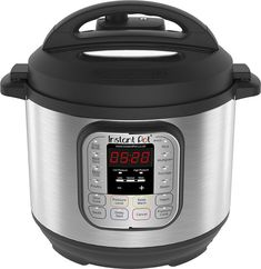 Instant Pot Duo 7 in 1 Electric Pressure Cooker is an automatic pressure cooker, slow cooker, rice cooker, saute, steamer and yoghurt maker Best Electric Pressure Cooker, Electric Cooker, Must Have Kitchen Gadgets, Kitchen Tools And Gadgets, Slimming Eats, Slimming World Recipes, Instant Pot, Rice Cooker, Slow Cooker