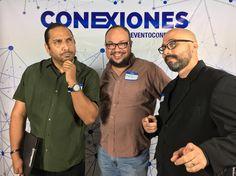Los #bloggers #Gamers diciendo presente en #EventoConexiones. Gracias @joannixochart todo estuvo súper!
