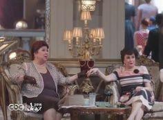 رجاء الجداوي و شيرين Grand Hotel