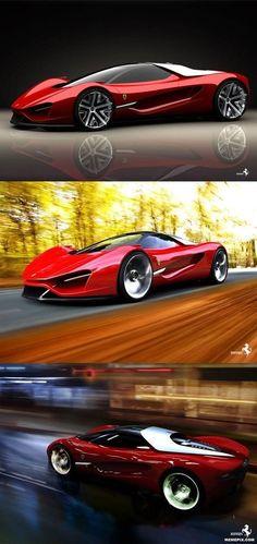 Ferrari Concept | http://my-sport-car-collections.blogspot.com