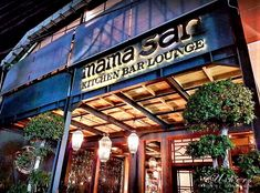 Mama San Bali beautifully designed by Caroline Usher #ubd #ushersbydesign #bali #restaurant #bar #design