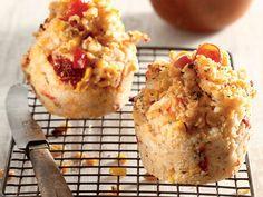 Uit die Huisgenoot kombuis: Mieliemeel-en-kaas-muffins