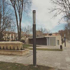 Parque de la Glorieta-Alcañiz