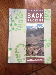 Back Packing (All Action) Hardcover – November 30, 1991 by Jimmy Holmes  (Author, Illustrator)