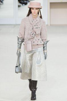 Défilé Chanel Automne-Hiver 2016-2017 36