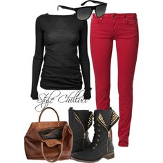 """""""Autumn 3#"""" by chilluci on Polyvore"""