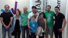 Grupo de #Pintxolaris 2014