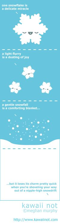 Kawaii Not - Snowfall