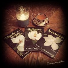 A Cup Of Tea and A Cozy Mystery: Mississippi In Me, A New Book of Poetry From Patri...