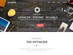 Optimizer — Temi gratuiti per WordPress