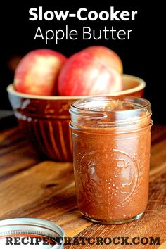 Apple-picking season is right around the corner, so be prepared to make this delicious Apple Butter to enjoy this fall! Perfectly sweet and simple to make, this tasty buttery spread goes great on toast, muffins, and bagels.