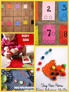 Roundup-Busy Bags for 2 year olds