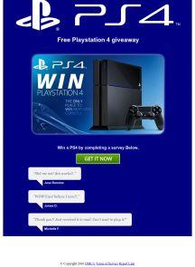 Free PS4