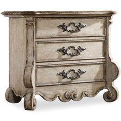 Hooker Furniture Chatelet Upholstered Panel Bedroom Set
