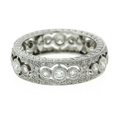 Beverley K, white gold, diamonds Diamond Bands, Bubbles, Fine Jewelry, Diamonds, Silver Rings, White Gold, Wedding Rings, Engagement Rings, Inspiration