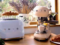 Werden auch Sie ein Kaffeekenner mit Smeg