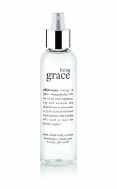 Philosophy Living Grace Body Oil, 5.58 Ounce by Philosophy, http://www.amazon.com/dp/B008X3PCUO/ref=cm_sw_r_pi_dp_uM6Uqb1YVPEY8