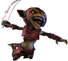 goblin sorcerer pathfinder - Google Search