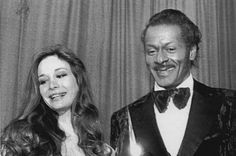 Chuck Berry, whose indelible guitar riffs and famous duck walk helped define the early days of rock 'n' roll, died Saturday, police said. Mary Crosby, Bing Crosby, Guitar Riffs, Chuck Berry, Rockn Roll, American Music Awards, Interesting News, In Hollywood, Abraham Lincoln