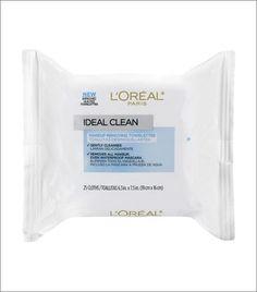 L'Oréal Paris Ideal Skin Makeup Removing Towelettes